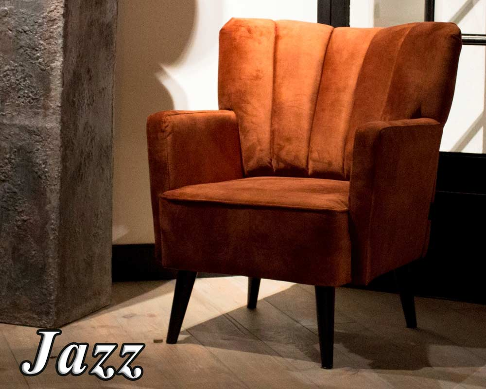 Urbansofa fauteuil Jazz