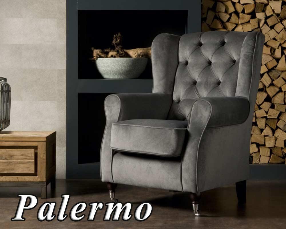 Urbansofa fauteuil Palermo