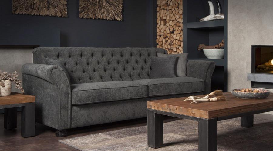 UrbanSofa Calmont 3-zits sofa