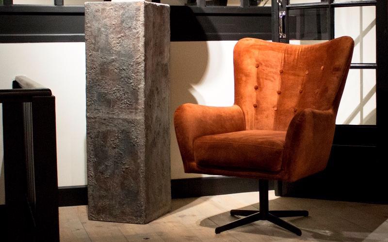 UrbanSofa-Flynn-fauteuil-met-draaivoet