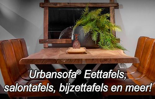 UrbanSofa Eettafels bij Singel Meubelen Purmerend
