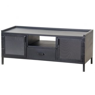 TV meubel Industrieel - 2drs. 1 lade