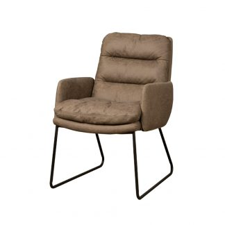 TORO FAUTEUIL taupe Towerliving