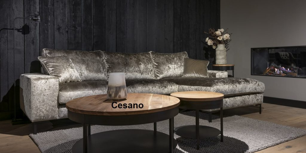 Urbansofa Cesano Sofa Loungebank of hoekbank