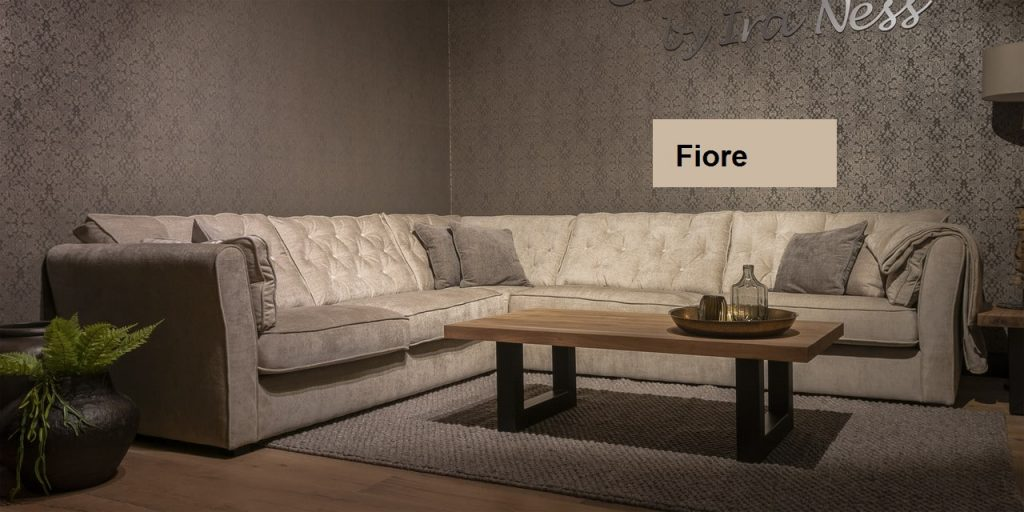 UrbanSofa Fiore Hoekbank Sofa of Loungebank