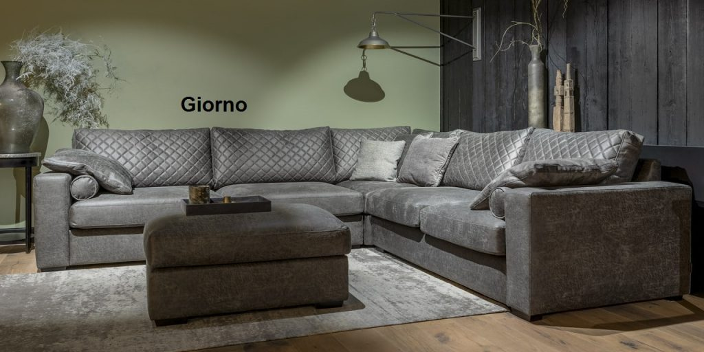 UrbanSofa Giorno Casia Sofa Loungebank of Hoekbank
