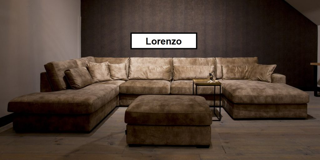 UrbanSofa Lorenzo Hoekbank Sofa of Loungebank