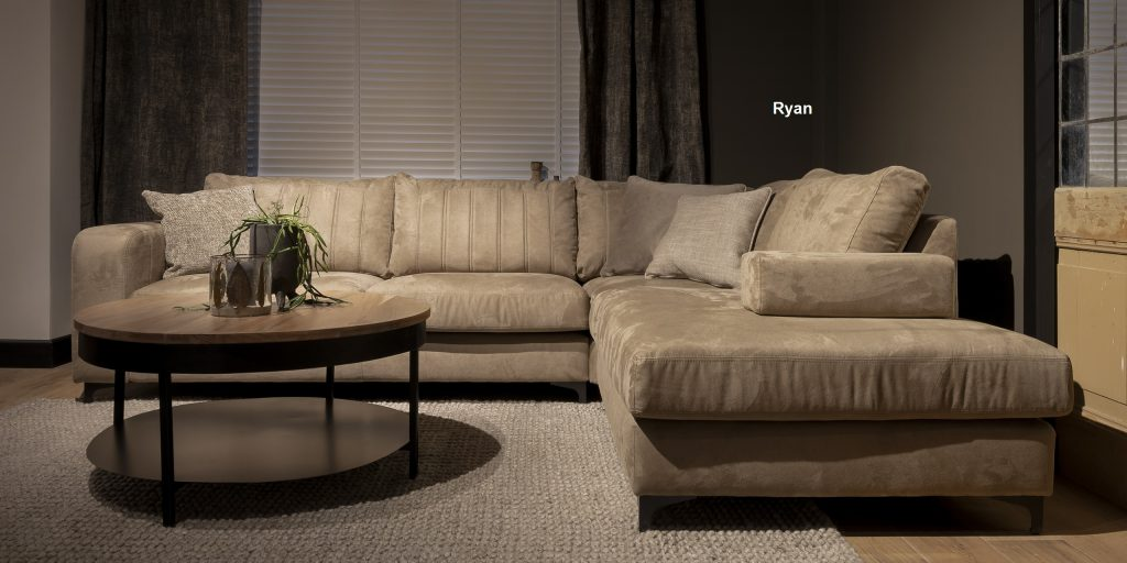 UrbanSofa Ryan Sofa loungebank of hoekbank